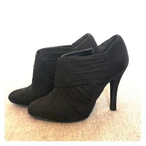 Shoes - 2 for $40 Black Heeled Booties